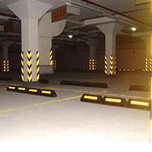 地下停车场交通设施
